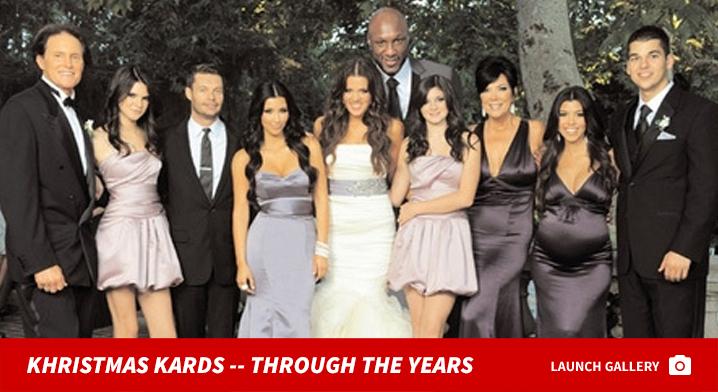 bah humbug - Kardashians Christmas Photos