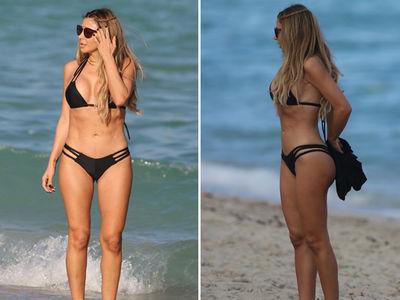 Larsa Pippen Bikini Photos Show She's STILL CRAZY HOT!! (PHOTOS)