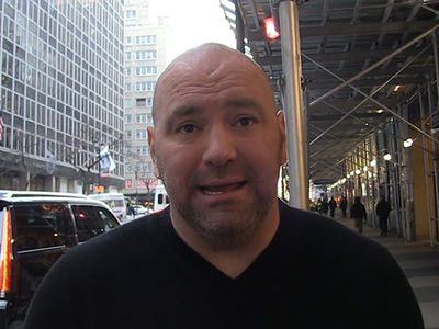 Dana White Reacts to Cyborg's Possible Doping Violation (VIDEO)