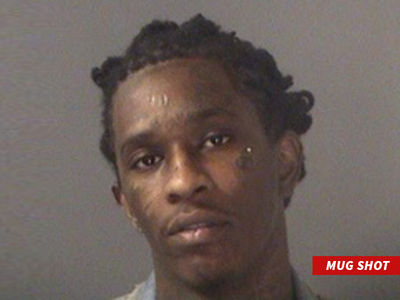 Young Thug Arrested in Busy Atlanta Mall (VIDEO)