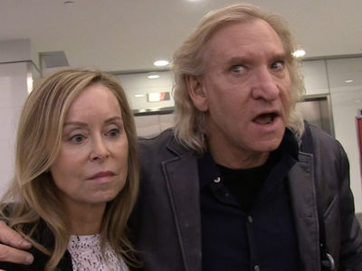 Eagles' Joe Walsh Says Artists Are Scared of Getting 'Twittered' By Trump (VIDEO)