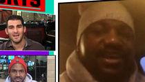 Marcell Dareus: Rex Ryan Firing 'Not Going Over Very Well' In Buffalo (VIDEO)