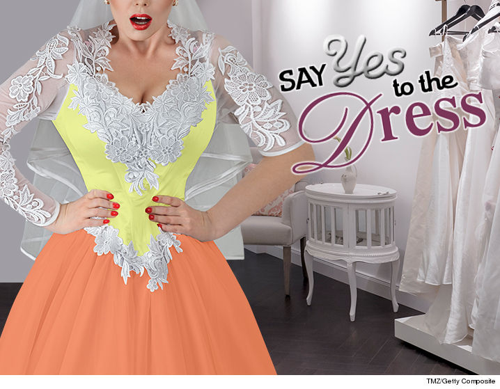Say Yes to the Dress\' Bridal Shop Sued for No Return Policy on $12k ...