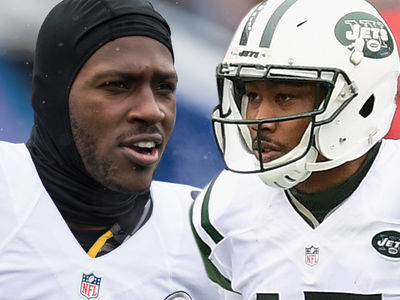 Antonio Brown Wins Brandon Marshall Car Bet ... Here's What I Want! (VIDEO)