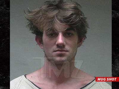 Conor Kennedy Arrested in Aspen for Bar Fight (MUG SHOT)
