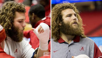 Alabama Football Player Blew Off Finger with Shotgun
