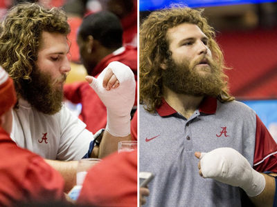 Alabama Football Player Blew Off Finger with Shotgun