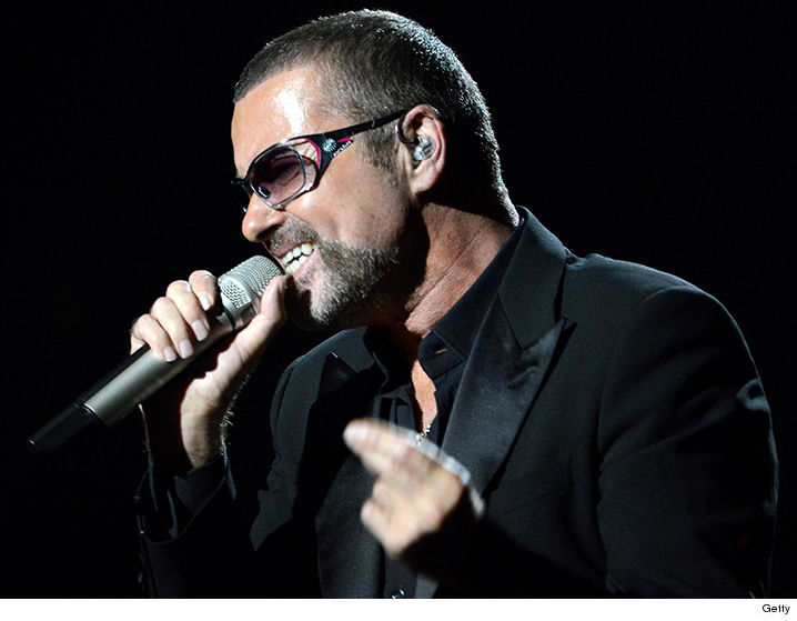 George Michael Song Plays Explode After Death