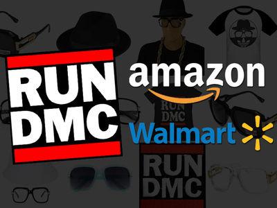 Run-DMC Sues Walmart, Amazon for $50 Million (PHOTO GALLERY)