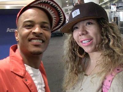 T.I. Wants Tiny to Drop Divorce