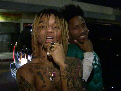 Rae Sremmurd's Swae Lee Really Wants to Get With Malia Obama (VIDEO)