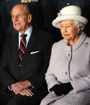 Prince Philip and Queen Elizabeth Pictures