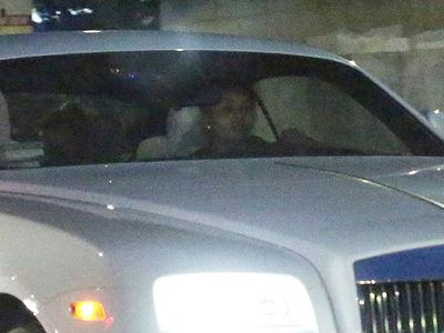 Blac Chyna Pays a Visit Rob Kardashian (PHOTOS)