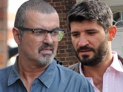 George Michael's BF Says Singer Wanted to Kill Himself (PHOTO)