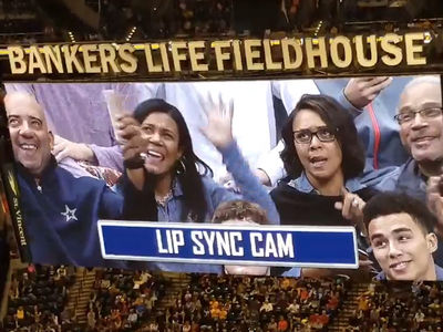 Mariah Carey Trolled By Indiana Pacers' Lip Sync Cam