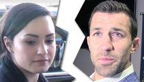 Demi Lovato & Luke Rockhold Break Up ... Singer Out with New Fighter