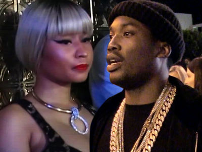 Nicki Minaj and Meek Mill Possibly Over and Out