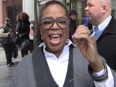 Oprah Knows Better Than to Talk Trump (VIDEO)