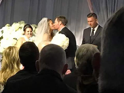 Dale Earnhardt Jr. Gets Married On New Year's Eve