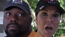 Warren Sapp Sued for Battery on Woman ... NFL Star Claims BS