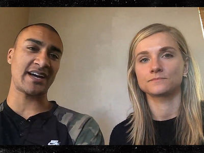 Ashton and Brianne Eaton 'Definitely' Retired, No Chance At Comeback (VIDEO)