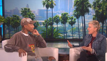 Ellen DeGeneres and Pharrell Talk Kim Burrell Controversy (VIDEO)