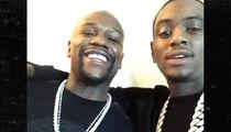 Soulja Boy: Floyd Mayweather's Got My Back ... In Chris Brown Fight (VIDEO)