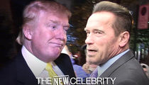 Donald Trump Trashes Arnold Schwarzenegger Over 'Celebrity Apprentice'