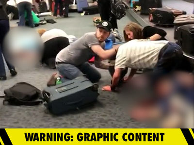 Ft. Lauderdale Airport Shooting, At Least 5 Dead with Multiple Injuries (VIDEOS + AUDIO)