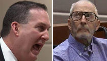 Robert Durst Prosecutor Says His Nature is to Kill Witnesses (VIDEO + PHOTO)