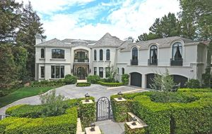 Robbie Willams House