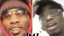 Migos Says Childish Gambino Collab Is Definitely Happening (TMZ LIVE)