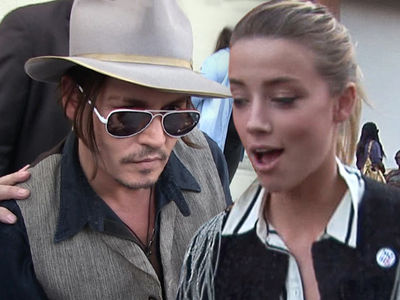 Amber Heard and Johnny Depp Attack Each Other Over Divorce