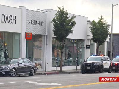 The Kardashians' DASH Store Hit by Thief (PHOTOS)