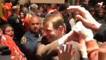 Dabo Swinney Gets Massive Hero's Welcome at Team Hotel (VIDEO)