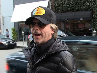 David Spade Says Range Rover Saved Me in Crash (VIDEO)