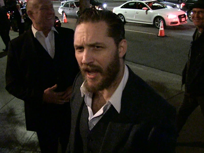 Tom Hardy Talking Dogs Would Be Awesome BTW, I Miss Heroes From The '80s!