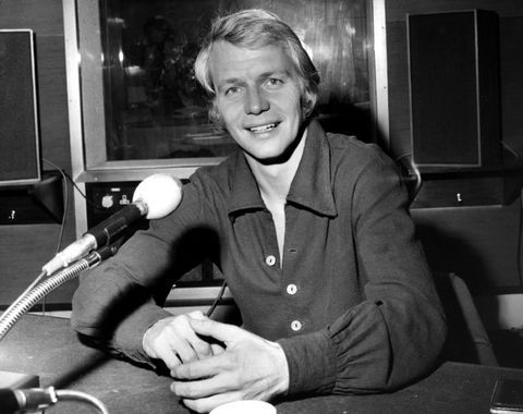 "David Soul had the hit song, ""Don't Give Up On Us"" in 1976."