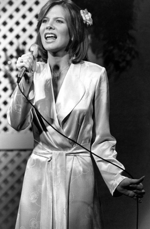 """Debby Boone had the hit song, """"You Light Up My Life"""" in 1977."""