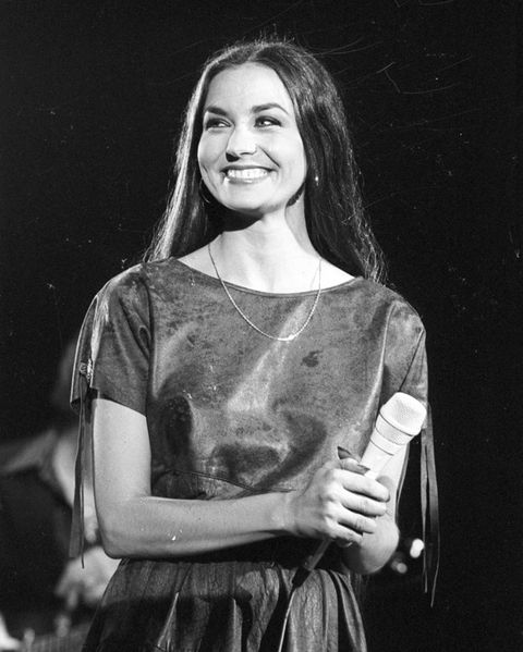 """Crystal Gayle had the hit song, """"Talking in Your Sleep"""" in 1978."""