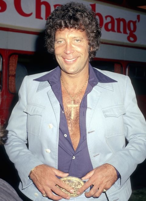 """Tom Jones had the hit song """"She's A Lady"""" in 1971, among other great hits."""