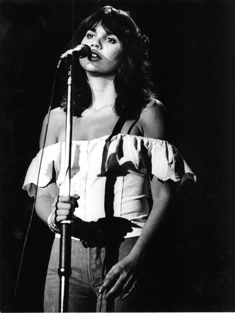"""Linda Ronstadt had the hit song, """"You're No Good"""" in 1974 and """"Blue Bayou"""" in 1977."""