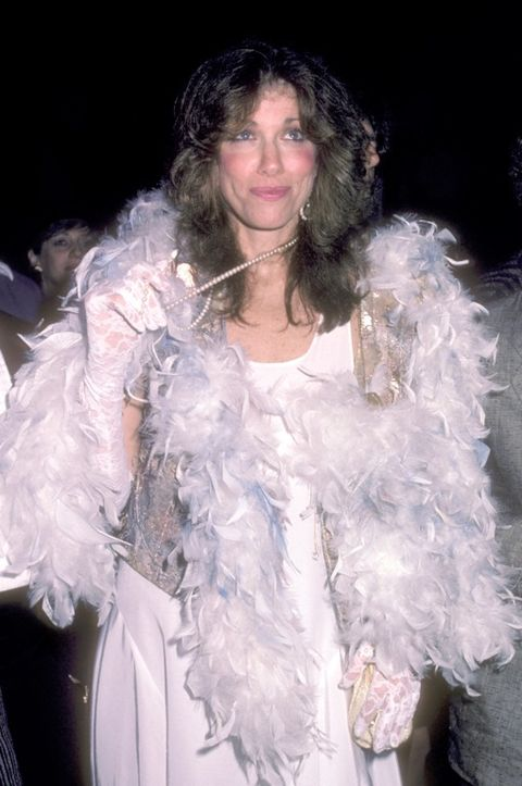 """Carly Simon had the hit song """"You're So Vain"""" in 1972."""