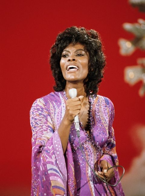 "Dionne Warwick had the hit song, ""I'll Never Love This Way Again"" in 1979."