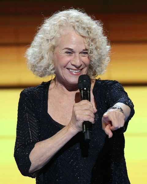Carole King is now 74 years old.