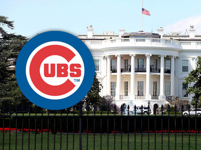 Chicago Cubs To Squeeze In White House Visit ... Right Before Obama Leaves Office