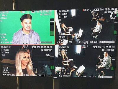 Pauly D & Aubrey O'Day Have New Reality Show and the Endgame is Marriage (PHOTOS)