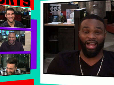 UFC's Tyron Woodley: Screw Conor ... I'll Fight Floyd For $5 Million! (VIDEO)