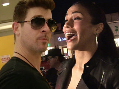 Robin Thicke, Paula Patton Embroiled in Custody War with Allegations of Physical Abuse
