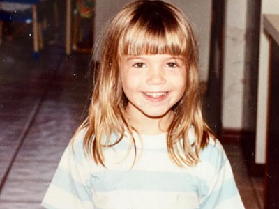 Guess Who This Fringed Girl Turned Into!